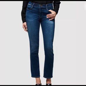 Frame Le High Straight Jeans 32